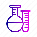 chemical, chemistry, flask, laboratory icon