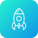 pocket, socket, space, spaceship icon