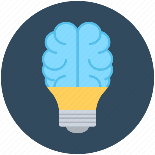 creative mind, idea, innovation, intelligence, mind icon
