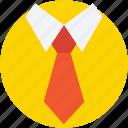 fashion, necktie, tie, uniform tie
