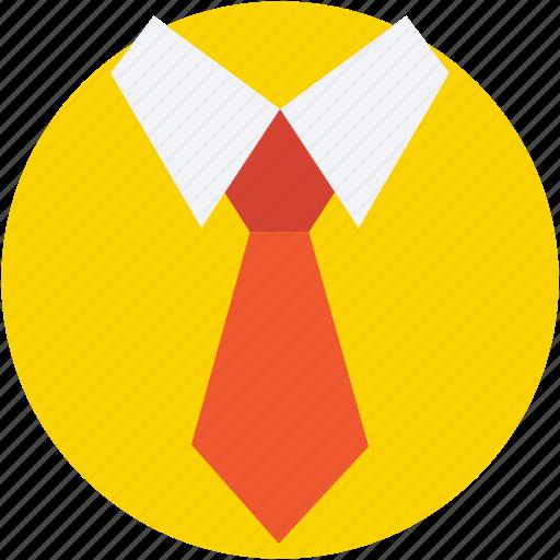 fashion, necktie, tie, uniform tie icon