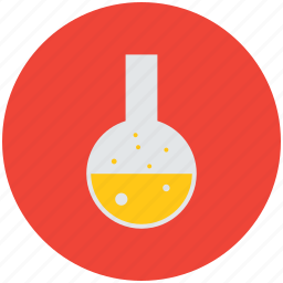 conical, erlenmeyer, flask, lab, laboratory, science icon