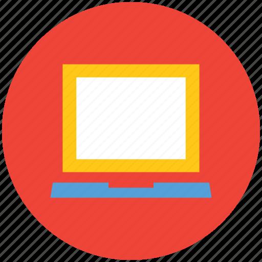 laptop, laptop screen, mac, macbook, mini computer, notebook icon