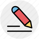 edit, editorial, pen, pencil, write, writing icon