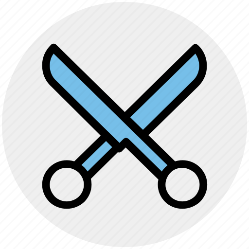Barber, cut, cutting, haircut, paper cut, scissor icon - Download on Iconfinder