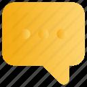 bubble, chat, education, message, online, talk