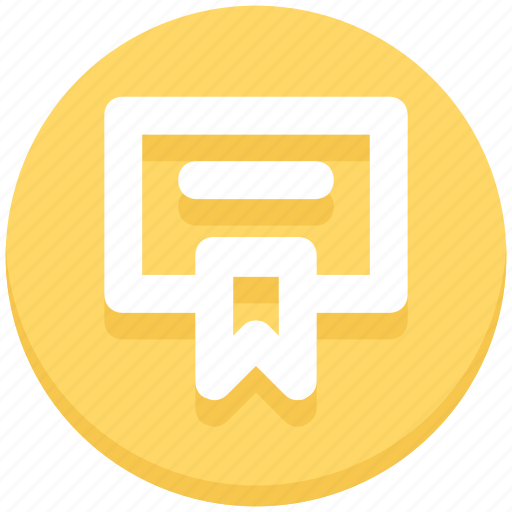 Certificate, degree, diploma, education icon - Download on Iconfinder