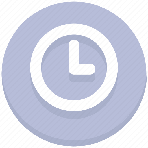 clock, education, time, wall clock, watch icon