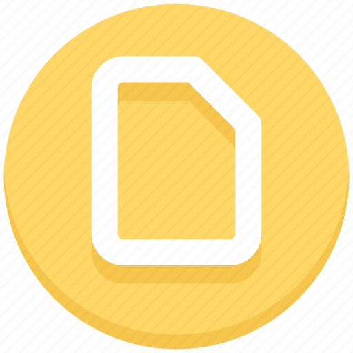 Education, file, paper, sheet icon - Download on Iconfinder