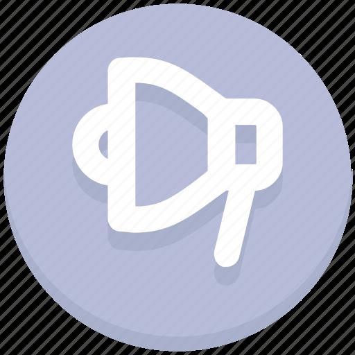 Education, loudspeaker, megaphone, volume icon - Download on Iconfinder