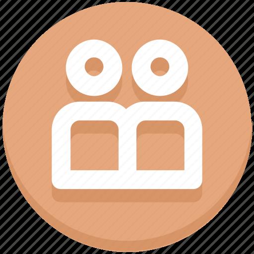 class, education, friends, students, teachers icon