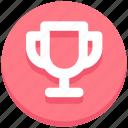 award, cup, education, trophy, winner