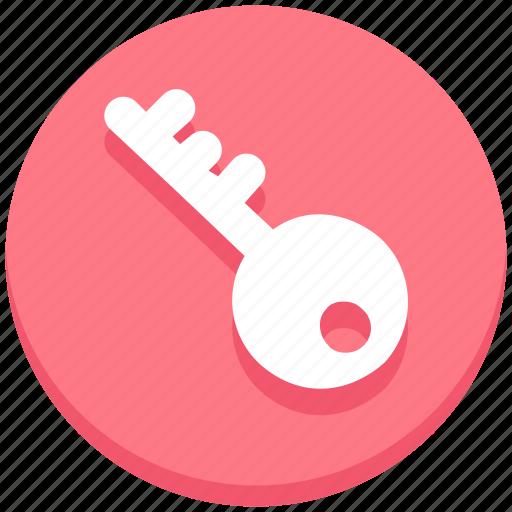 e-learning, education, key, password icon