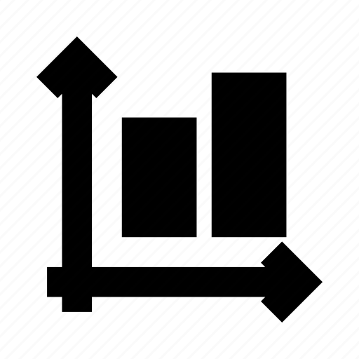 bar, chart, education, learning, math, school, university icon