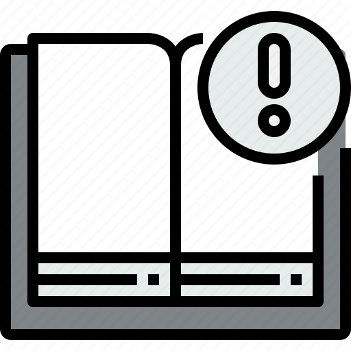 book, education, i, learning, open, school, study icon