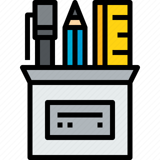 education, learning, school, study, tool, university icon
