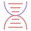 105dna, chain, educational, icons, medical, science, sign, symbol icon