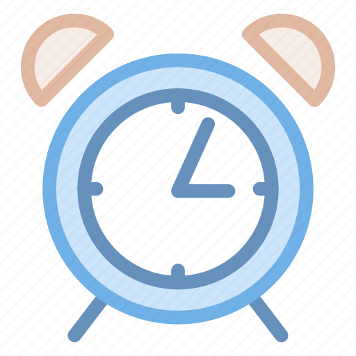Alarm, bell, clock, morning, ringing, time icon - Download on Iconfinder