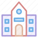 classroom, college, school, university icon