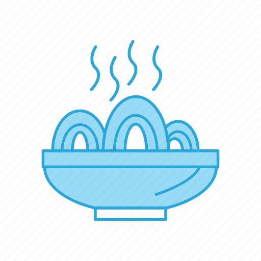 Noodle, pasta, spaghetti icon - Download on Iconfinder