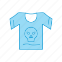 animal, art, design, pirate, shirt, style icon