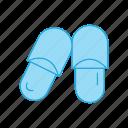 beach, foot, sandal, shoe icon