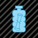 bottle, email, letter