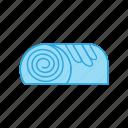 bread, chocolate, cinnamon, roll, swiss icon