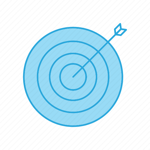 Arrow, marketing, target icon - Download on Iconfinder