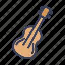 classic, music, violin