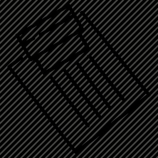 print, printer, screen icon