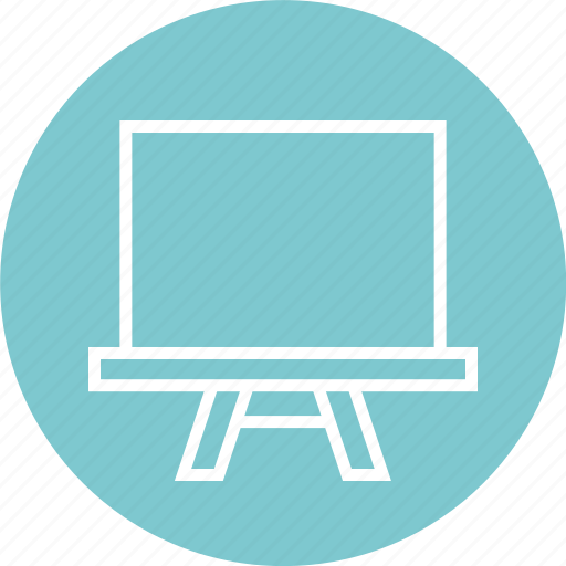 board, class, create, learning icon