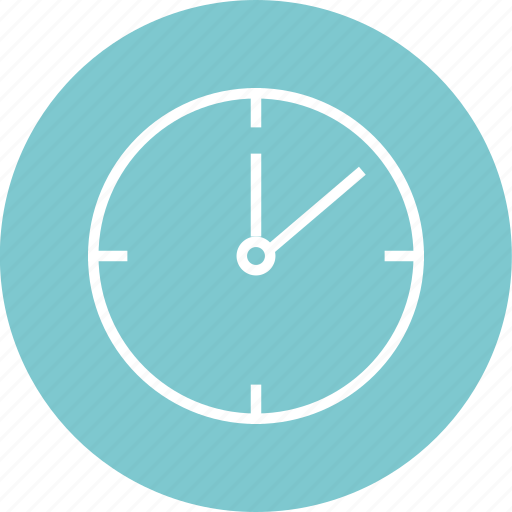 clock, education, time icon
