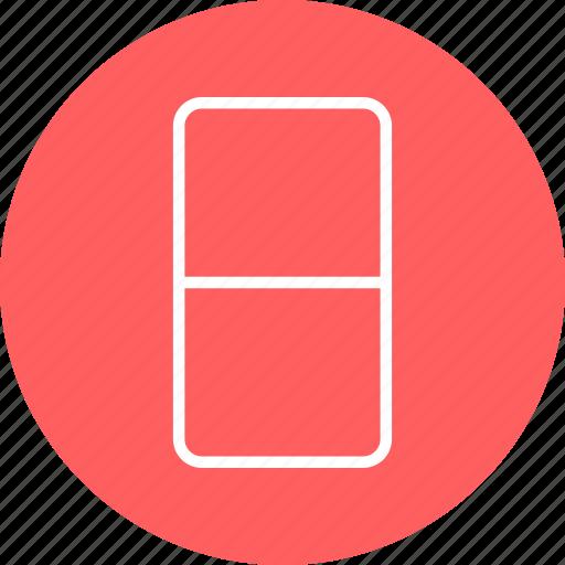 erase, eraser, learning icon