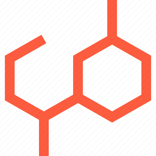 chemical, form, hexagon, honeycomb, shape, structure icon