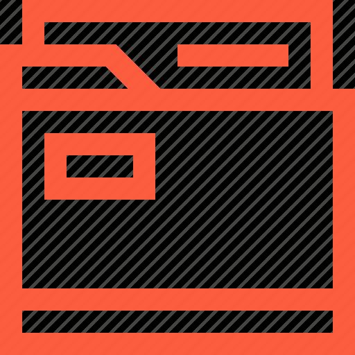 catalog, directory, doc, document, dossier, file, folder icon