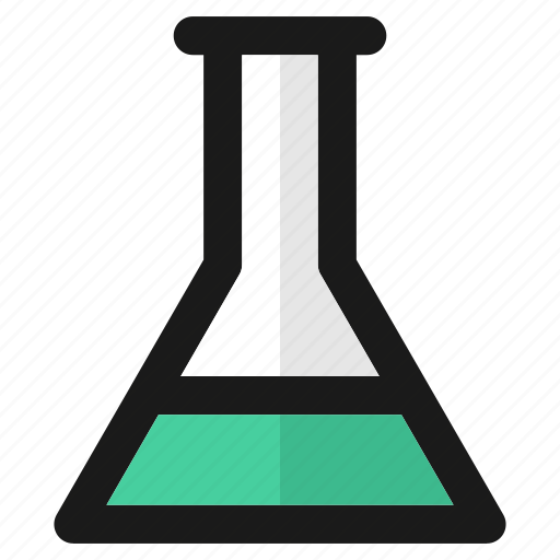 chemistry, education, lab, laboratory, research, school, science icon