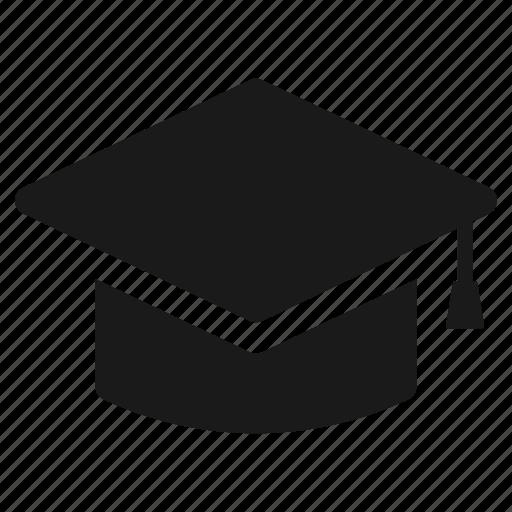 college, education, graduation, knowledge, school, student, university icon