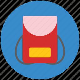 backpack, bag, briefcase, portfolio, school bag, suitcase icon