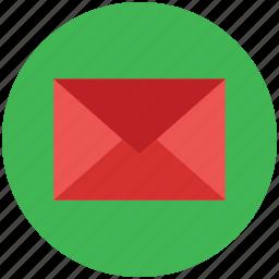 email, envelope, file, file folder, folder, inbox, message, storage icon