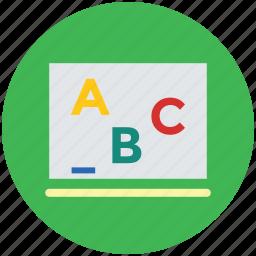 e learning, internet, learning, study, training icon
