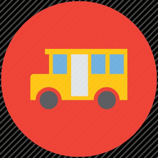 auto van, bus, camper, house van, mini bus, school van, transport van icon