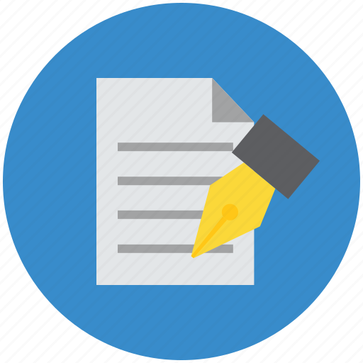 document, lead pencil, note, pencil and paper, text, write, writing, writing pad icon