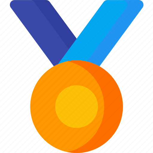 Medal, achievement, award, badge, prize, star, winner icon - Download on Iconfinder