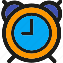 alarm, clock, day, event, hour, schedule, stopwatch icon