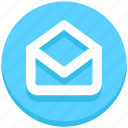 education, email, envelope, learning, letter, study icon