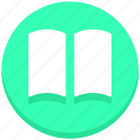 book, education, read, study icon