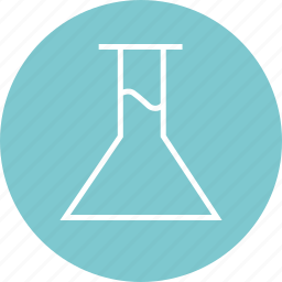 education, experiment, lab, learn, learning, science icon