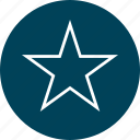 education, favorite, learn, learning, special, star icon