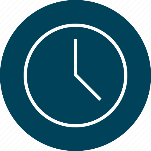 clock, due, education, learn, learning, time icon